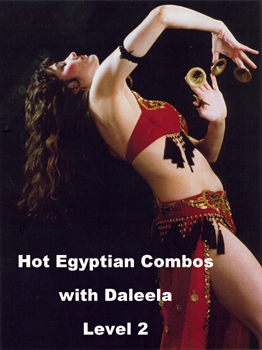 Hot Egyptian Combos with Daleela, Level 2