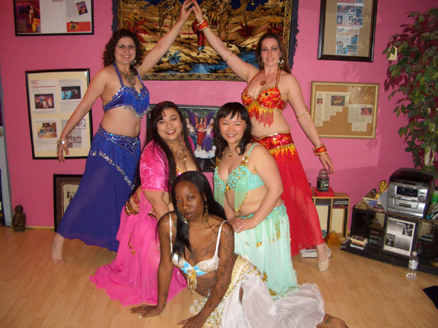 Sacramento's Eye of the Cobra Belly Dance Troupe