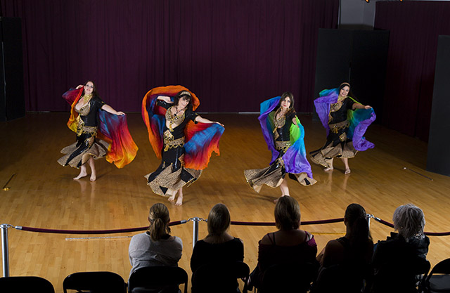 Sacramento's Eye of the Cobra Belly Dance Troupe - IBDC 2014