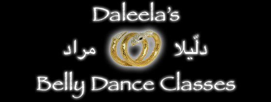 Daleela's Belly Dance Classes